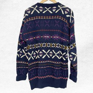 Original Rogue Special Edition Knit Navy Sweater